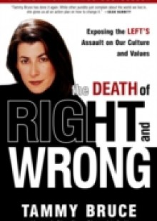 Обложка книги  - Death of Right and Wrong