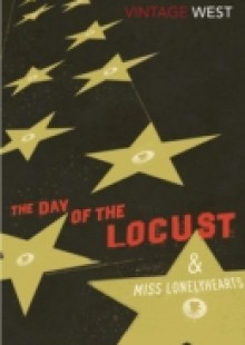 Обложка книги  - Day of the Locust and Miss Lonelyhearts