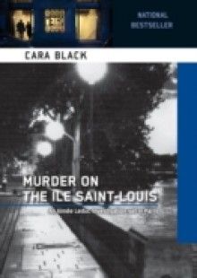Обложка книги  - Murder on the Ile Saint-Louis
