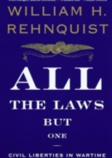 Обложка книги  - All the Laws but One