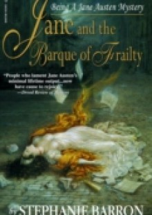 Обложка книги  - Jane and the Barque of Frailty
