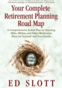 Обложка книги  - Your Complete Retirement Planning Road Map