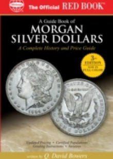 Обложка книги  - Guide Book of Morgan Silver Dollars