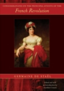Обложка книги  - Considerations on the Principal Events of the French Revolution