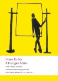 Обложка книги  - Hunger Artist and Other Stories
