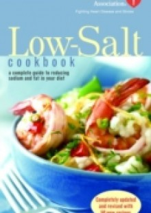 Обложка книги  - American Heart Association Low-Salt Cookbook