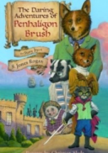 Обложка книги  - Daring Adventures of Penhaligon Brush