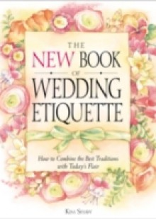 Обложка книги  - New Book of Wedding Etiquette