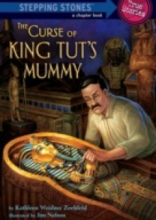 Обложка книги  - Curse of King Tut's Mummy (Totally True Adventures)