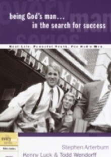 Обложка книги  - Being God's Man in the Search for Success