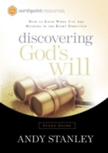 Обложка книги  - Discovering God's Will Study Guide