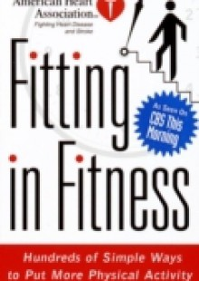 Обложка книги  - American Heart Association Fitting in Fitness