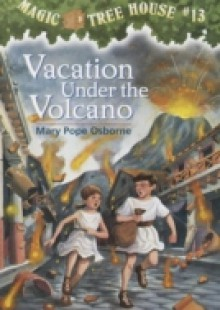 Обложка книги  - Vacation Under the Volcano