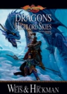 Обложка книги  - Dragons of the Highlord Skies