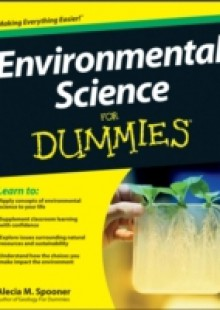 Обложка книги  - Environmental Science For Dummies