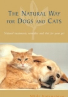 Обложка книги  - Natural Way For Dogs And Cats