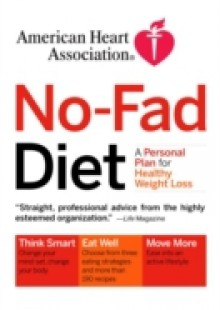 Обложка книги  - American Heart Association No-Fad Diet