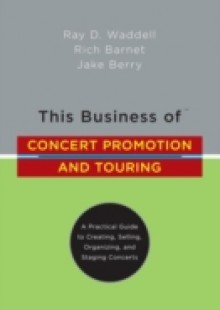 Обложка книги  - This Business of Concert Promotion and Touring