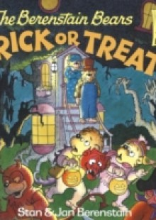 Обложка книги  - Berenstain Bears Trick or Treat