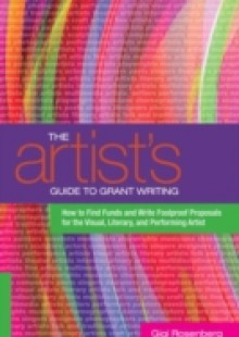 Обложка книги  - Artist's Guide to Grant Writing