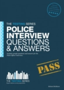 Обложка книги  - Police Officer Interview Questions and Answers