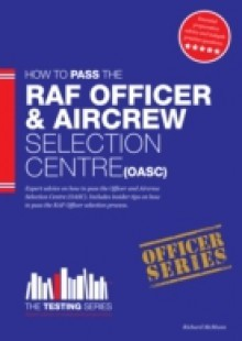 Обложка книги  - ROYAL AIR FORCE OFFICER Aircrew and Selection Centre Workbook (OASC)