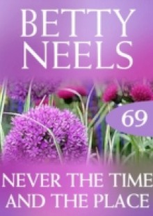 Обложка книги  - Never the Time and the Place