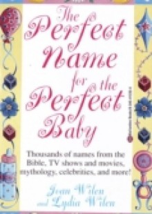 Обложка книги  - Perfect Name for the Perfect Baby