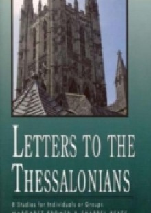 Обложка книги  - Letters to the Thessalonians