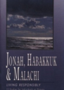 Обложка книги  - Jonah, Habakkuk, and Malachi