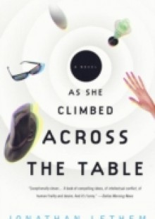Обложка книги  - As She Climbed Across the Table