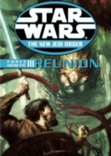 Обложка книги  - Reunion: Star Wars Legends (The New Jedi Order: Force Heretic, Book III)