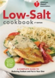 Обложка книги  - American Heart Association Low-Salt Cookbook, 4th Edition