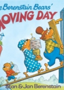 Обложка книги  - Berenstain Bears' Moving Day