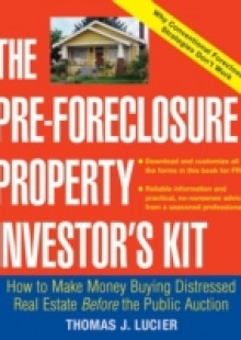 Обложка книги  - Pre-Foreclosure Property Investor's Kit