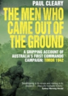 Обложка книги  - Men Who Came Out of the Ground