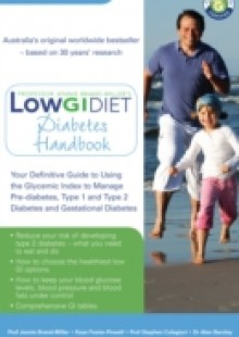 Обложка книги  - Low GI Diet Diabetes Handbook