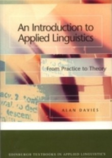 Обложка книги  - Introduction to Applied Linguistics: From Practice to Theory