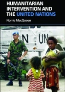 Обложка книги  - Humanitarian Intervention and the United Nations