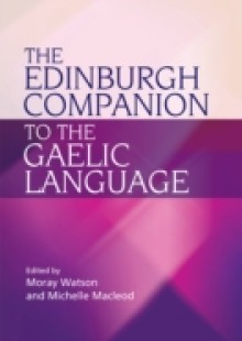 Обложка книги  - Edinburgh Companion to the Gaelic Language