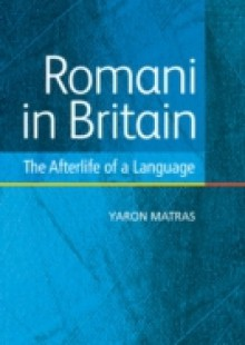Обложка книги  - Romani in Britain: The Afterlife of a Language