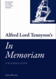 Обложка книги  - Alfred Lord Tennyson's 'In Memoriam': A Reading Guide