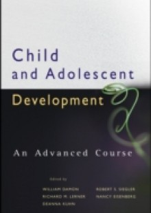 Обложка книги  - Child and Adolescent Development
