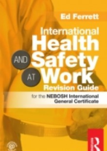 Обложка книги  - International Health & Safety at Work Revision Guide