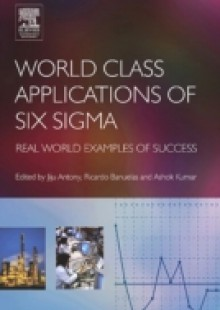Обложка книги  - World Class Applications of Six Sigma