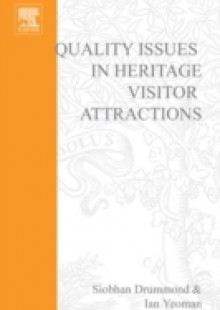 Обложка книги  - Quality Issues in Heritage Visitor Attractions