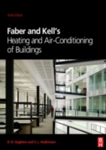 Обложка книги  - Faber & Kell's Heating & Air-conditioning of Buildings
