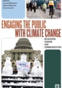 Обложка книги  - Engaging the Public with Climate Change