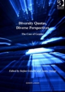 Обложка книги  - Diversity Quotas, Diverse Perspectives