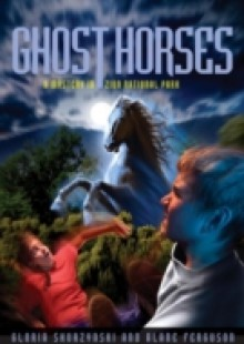 Обложка книги  - Mysteries In Our National Parks: Ghost Horses